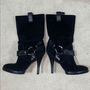Suede BCBG Boots